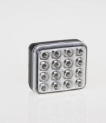 Фонарь против.LED с пров.арт.FT-040 LED QS075